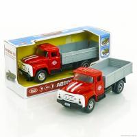 Вантажівка металопластик 9709 З Play Smart (24) звук, світло, інерція