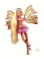 Лялечка Вінкс Winx Сінерікс Стелла 27 см IW01571203