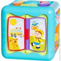 Куб-логіка для малюків, Win Fun 0715-NL