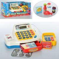 Дитячий ігровий музичний Магазин касовий апарат 7020