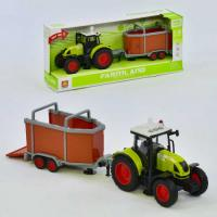 Трактор с причепом (WY900I)