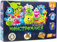 Настільна гра Vladi Toys Монстроманія з липучками (укр) (VT8044-23)
