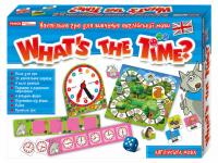 Гра в питання Котра година? англійська мова