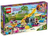 Конструктор LEGO Friends Вечірка Андреа біля басейну (41374)