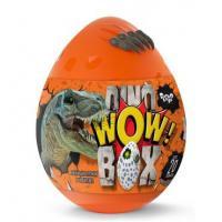 Креативний набір Dino WOW Box, Danko Toys, DWB-01-01U