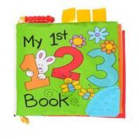 "Книжка-шурудятко ""Цифри"", Limo Toy, 14220"