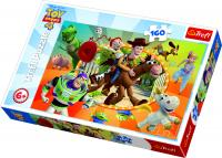 Пазли Історія іграшок-4. У світі іграшок / Disney Toy Story-4 / Trefl