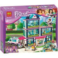 Конструктор LEGO Friends Клініка Хартлейк-Сіті (41318)