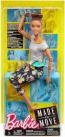 Лялька Барбі Йога шатенка серія Заняття аеробікою