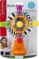 Розвивальна іграшка Infantino Вертушка сонечко 316139I