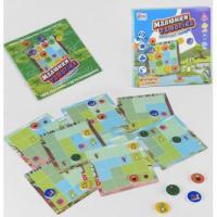 """Гра настільна """"Малюнки та логіка Жителі озера"""" UKB-B0030 96252 Fun Game"""