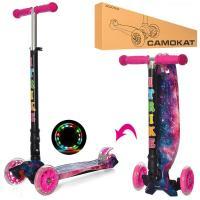 Самокат iTrike Maxi JR3-003-1-WP1 Pink