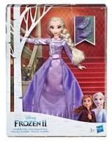 Лялька Frozen 2 Ельза Делюкс (E5499/E6844)