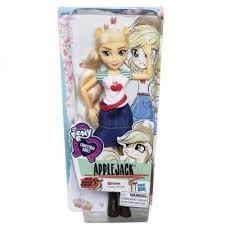 Лялька ЕплДжек 28 см My Little Pony Hasbro E0665/E0348