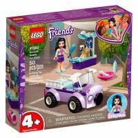 Конструктор LEGO Friends Пересувна ветклініка Емми (41360)