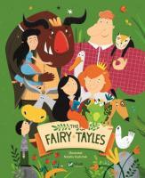Читаємо казки англійською мовою Тhe Fairy Tales - Аліна Кузнєцова