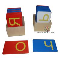 Український алфавіт (картки)