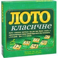 Настільна гра Arial Лото класичне (910046)