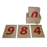 Цифри в коробці