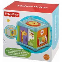 Ігровий кубик зі звірятамиFisher-Price BFH80