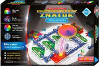 Конструктор Znatok Світло та колір (24 схеми) (70799)