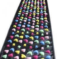 Масажний ортопедичний килимок доріжка для ніг дітей з каменями 110 см