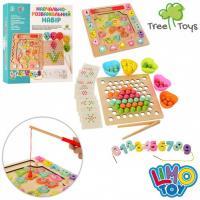 Розвиваючий ігровий центр Tree Toys Риболовля (MD 2450)