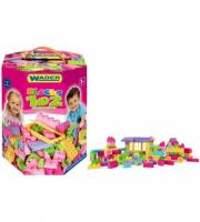 Конструктор Wader 102 елементи для дівчаток (41291)