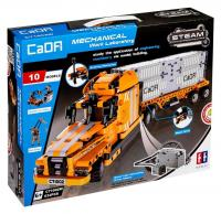Конструктор Cada C71002W «Автомобіль вантажівка з контейнером» 634 деталі 6+