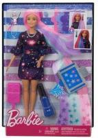 Лялька Barbie Кольоровий Сюрприз (FHX00)