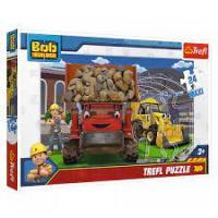 """Пазл """"Боб будівельник. Ми це зробимо!"""", 24 елементи (14246)"""