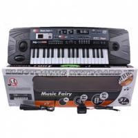 Дитячий синтезатор MQ805USB з USB портом, 37 клавіш, мікрофон