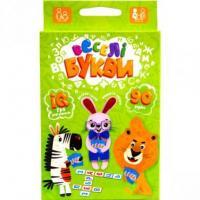 """Гра веселі букви купити ціна артикул G-VB-01-U """"Danko toys"""""""
