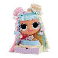 Лялька-манекен L.O.L. Surprise OMG Styling Head Леді Бон-Бон з аксесуарами (572008)