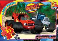 Пазли G-Toys «Blaze» 35 де G-Toys (ZE001)