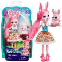 Лялька Enchantimals Кролик Брі оновлена (FXM73)