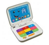 Інтерактивний комп'ютер з технологією Smart Stages (українська мова) Fisher-Price DKK17