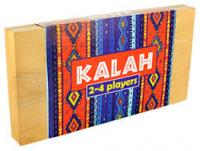 Калах. Для 2-4 гравців (Kalah. 2-4 players) Настільна гра