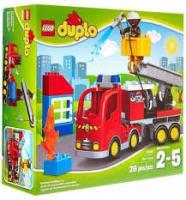 Конструктор LEGO Duplo Пожежний вантажівка (10592)