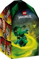 Конструктор LEGO Ninjago Турбо спін-джитсу – Ллойд 70687