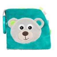 Canpol babies іграшка-книжечка м'яка розвиваюча bears 68/075