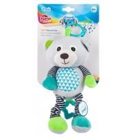 Музична іграшка-підвіска Canpol Babies Bears, сірий (68/053)
