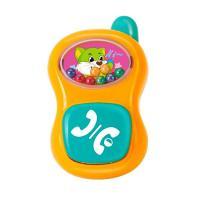 Іграшки для малюків Hola Toys Брязкальце Hola Toys Телефон (939-7)