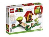 Конструктор LEGO Super Mario Будинок Маріо і Йоші Додатковий рівень (71367)