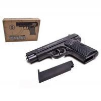 Пістолет металевий на пульках  ZM06 L00022