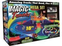 Гнучка гоночна траса Magic Tracks 360 деталей Меджик Трек