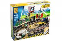 Конструктор Lion King «City» (180039) Товарний потяг, 1226 деталей - Аналог Сіті 60198