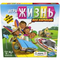 Hasbro. Настільна гра Гра в життя Джуніор (E6678)