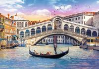 Пазли Trefl - Міст Ріальто Венеція, 500 елементів (37398)