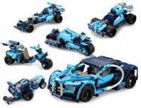 "Конструктор Steam CaDa Technic ""Bugatti Chiron 6 в 1"", 509 дет C52015W"